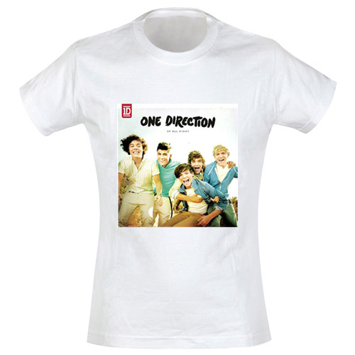 T-shirt Femme One Direction - Up All Night