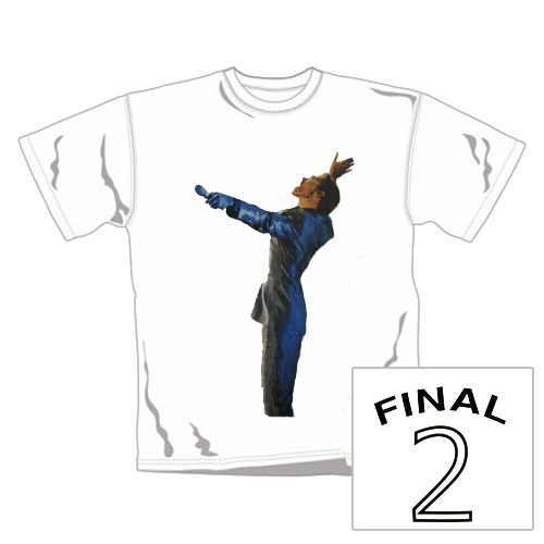T-shirt George Michael