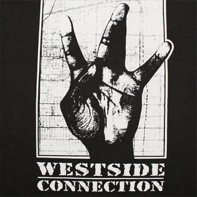 T-shirt Ice Cube - Westside Connection
