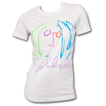 T-shirt John Lennon Self Portrait