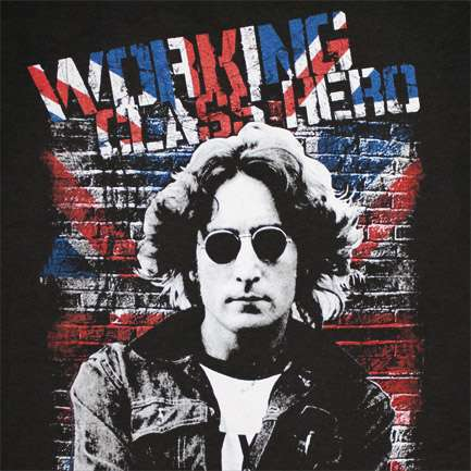 T-shirt John Lennon Working Class Hero