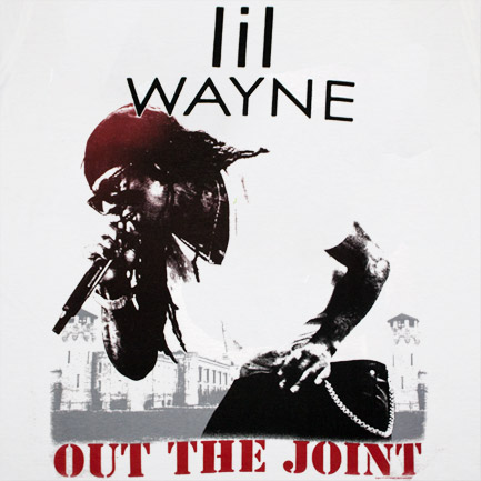 T-shirt Lil Wayne Out The Joint