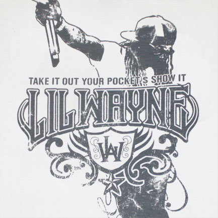 T-shirt Lil Wayne Show It