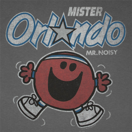 T-shirt Nba Basketball Mr. Orlando Magic