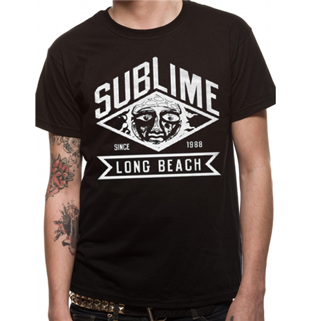 T-shirt Sublime Sublime Long Beach