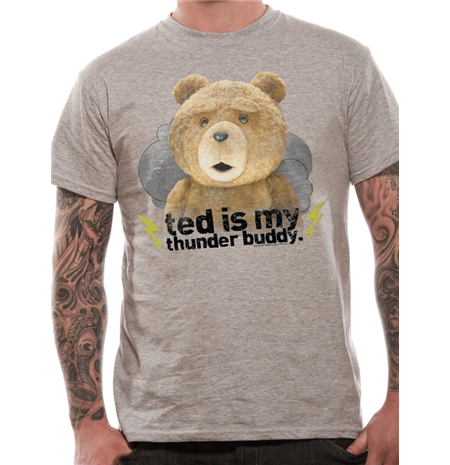 T-shirt Ted Ted Isy Buddy