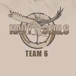 T-shirt Us Armed Forces Navy Seals Team 6