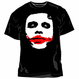 Ts H Noir Joker Big Face