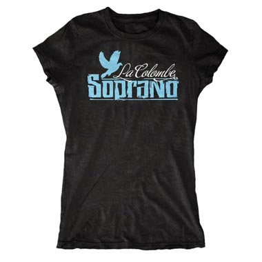 Tee Shirt Colombe Soprano