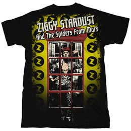 Tee Shirt David Bowie Ziggy