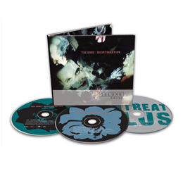 Triple Cd Collector The Cure Disintegration