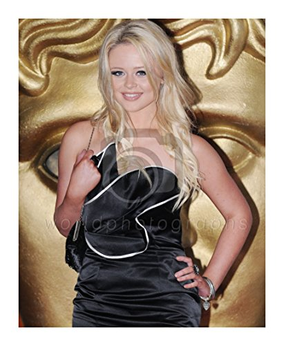 Worldphotographs Emily Atack 10x8 Photo