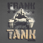T-shirt Old School Will Ferrell Frank The Tank