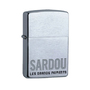 Briquet Metal Sardou Les Grands Moments