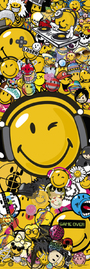 Poster Smiley 75888