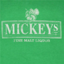 T-shirt MICKEY'S Distressed Hornet Logo