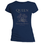 T Shirt Skinny Greatest Hits Ii Queen