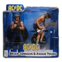 Pack Figurines Angus Young Brian Johnson