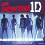 Calendrier One Direction 1D 2014