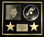 James Blunt/cadre Cd/edition Limitee/certificat D'authenticite/moon Landing