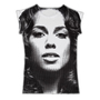 T Shirt Alicia Keys Allover Photo Babydoll