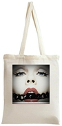 Christina Aguilera Design Tote Bag
