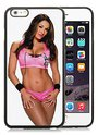 100% Brand New With High Quality Custom Design Wwe Superstars Collection Wwe 2k15 Nikki Bella 05 Black Case For Iphone 6 Plus Tpu 5.5 Inch