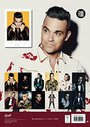 Calendrier Robbie Williams Official 2017 A3