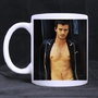 Style Cool Jamie Dornan Christian Grey White Coffee Mug Or Tea Cup - 11 Ounces