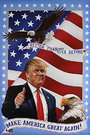 Poster Donald Trump - Make America Great Again! (61cm X 91,5cm) + Un Poster Surprise En Cadeau!