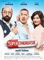 Supercondriaque - 2014 - Dany Boon - 120x160 Cm Affiche / Poster