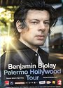 Benjamin Biolay - Palermo Hollywood Tour - 70x100cm - Affiche / Poster
