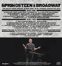 Bruce Springsteen ON BROADWAY 2018 - Live at Walter Kerr Theatre 2CD set in cardbox [Audio CD]