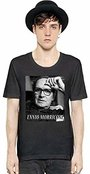 Ennio Morricone Portrait Portrait Men Short Sleeve T-shirt Tee Shirt Stylish Fashion Fit Custom Apparel By