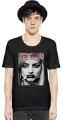 Nina Hagen Punk Lady Portrait Short Sleeve Mens T-shirt