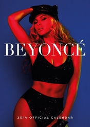 Calendrier Official Beyonce 2014 A3 Wall
