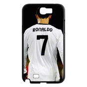 Football Player Cristiano Ronaldo Cool Design Snap-on Samsung Galaxy Note 2 N7100 Case Cover Hard Protective Plastic Back Case