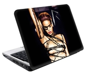 Musicskins Sticker Rihanna Barbed Wire 209mm X 135mm Sticker Pour Netbook (import Royaume Uni)