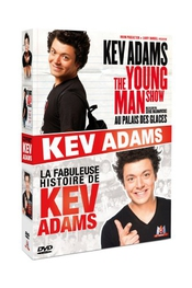 Kev Adams - The Young Man Show Au Palais Des Glaces + La Fabuleuse Histoire De Kev Adams