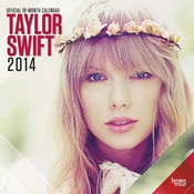 Calendrier Taylor Swift 2014
