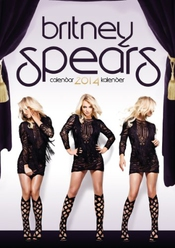 Calendrier Britney Spears 2014