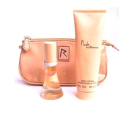 Body Lotion Rihanna + Cosmetic Pouch