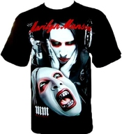 T-shirt Marylin Manson