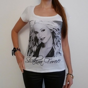 T-shirt Shakira Photo De Star