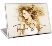 Sticker Taylor Swift Fearless Pour Macbook Air 11
