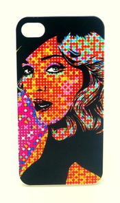 Coque Iphone4 Madonna