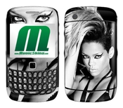 Sticker De Protection Rihanna Mohawk Pour Blackberry