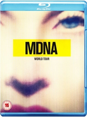 Madonna - The Mdna World Tour [blu-ray]