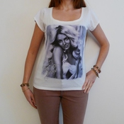 T-shirt Britney Spears - 7015254