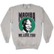 Nelson Mandela Madiba We Love You Chandail Des Enfants